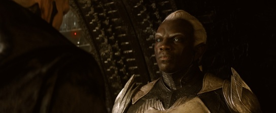 """Marvel's Thor: The Dark World""..Algrim (Adewale Akinnuoye-Agbaje)..Ph: Film Frame..© 2013 MVLFFLLC. TM & © 2013 Marvel. All Rights Reserved."