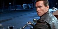 Arnie T2 motorcyle