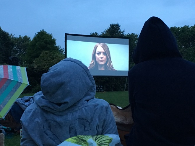 Bantock House Outdoor Cinema - La La Land