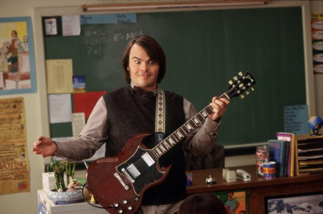 Totes Quotes - School of Rock