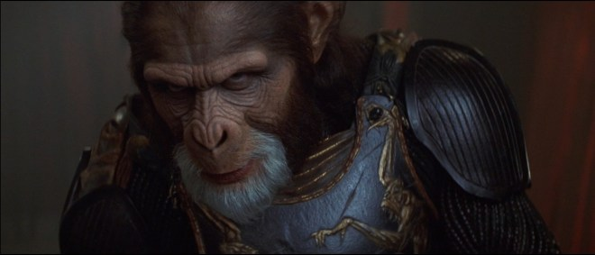 Planet of the Apes - Remake review