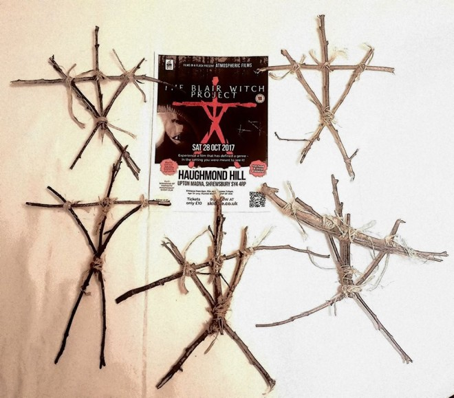 Atmospheric Films presents The Blair Witch Project