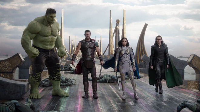 Thor Ragnarok 21 Word Review