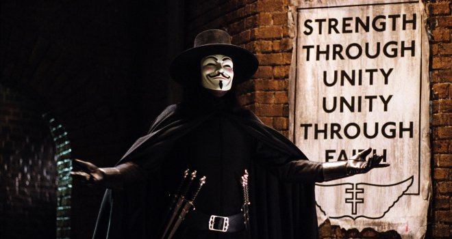 Totes Quotes - V for Vendetta