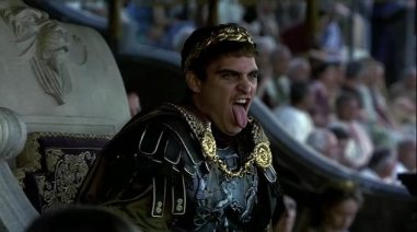 Gladiator - Say hello to the bad guy