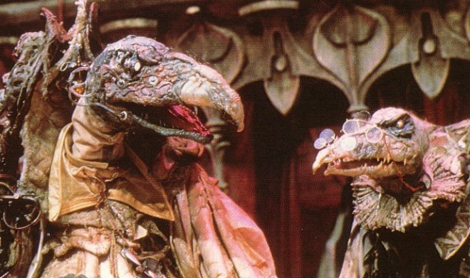 The Dark Crystal Skeksis Chamberlain