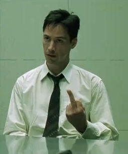 Totes Quotes - The Matrix