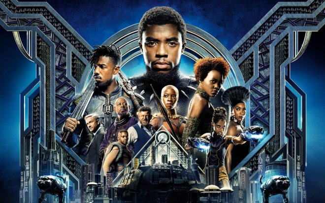 21 Word Review Black Panther