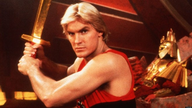Flash Gordon 21 Word Review
