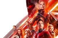 Ant-Man and The Wasp poster 21 Word Review