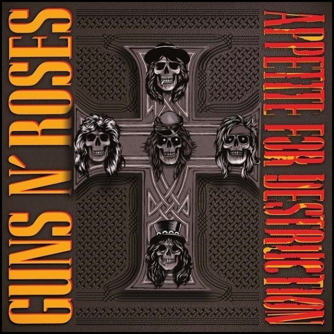 Guns n Roses Appetite For Destruction 21 Word Review