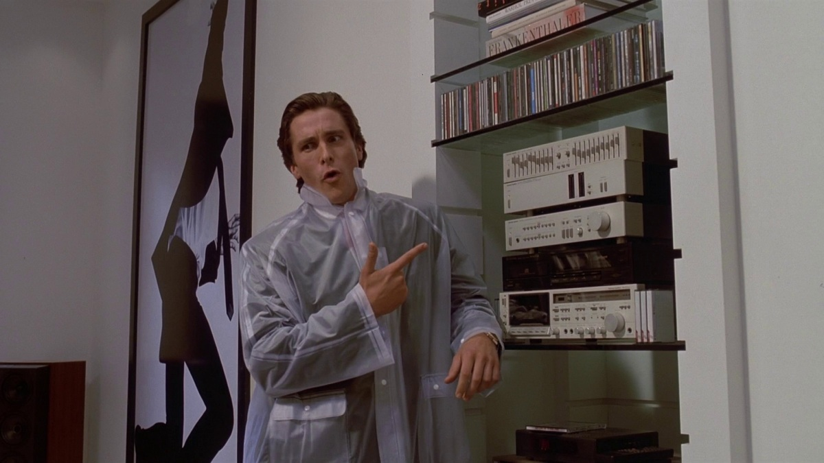 Totes Quotes - American Psycho