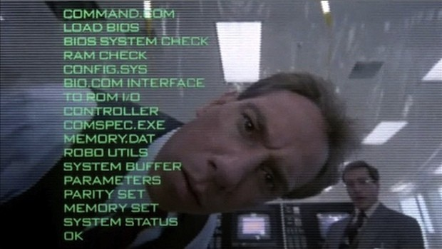 Robocop Maintenance