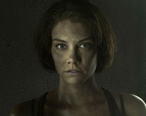 Looks Like The Walking Dead's Maggie Has Finally Had Her Baby