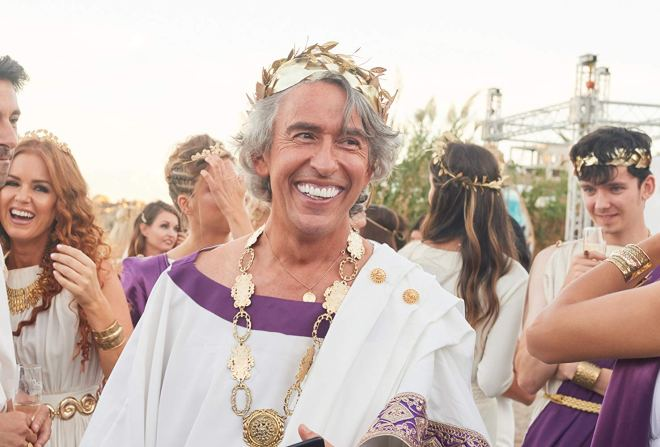 Greed Steve Coogan Toga