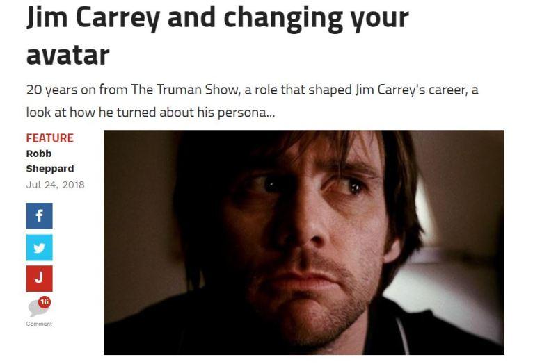 Jim Carrey capture